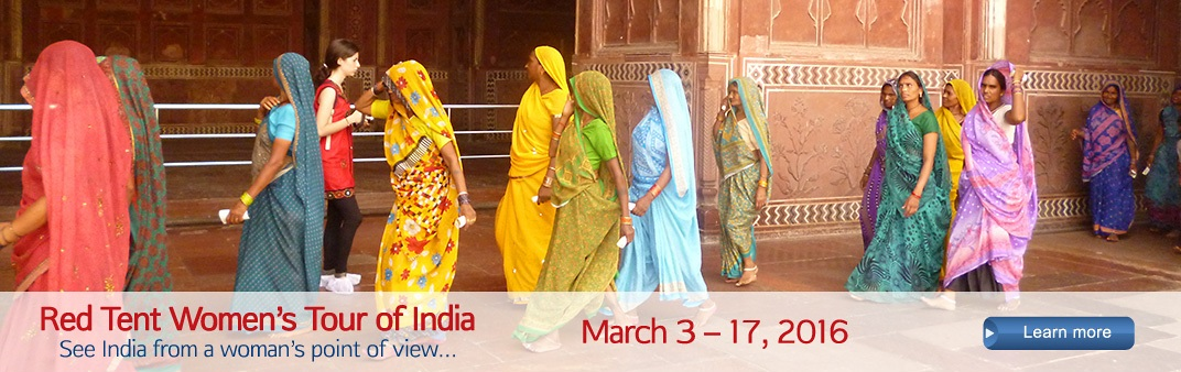 woman only india tours