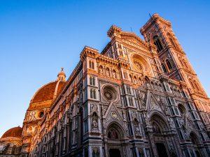 Gems of Italy Tour. Basilica di Santa Maria del Fiore in Florence