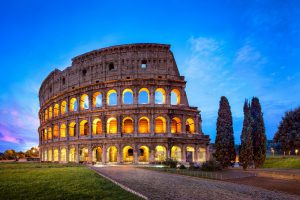 Gems of Italy Tour. Colosseum