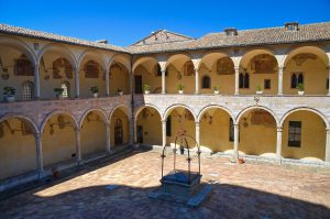 Gems of Italy Tour. St. Francesco Basilica. Assisi