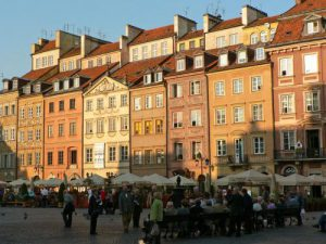 Jewish Heritage Tour to Warsaw, Krakow, Budapest, Prague and Vienna