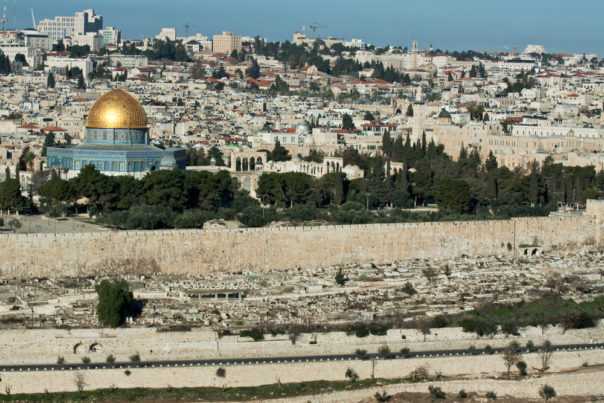 Exceptional Experiences: Israel. The Temple Mount in Jerusalem, Israel.