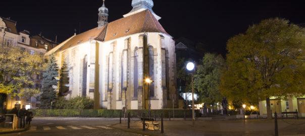 The Jewish Quarter in Prague