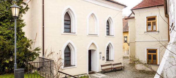 Jewish Quarter in Trebic