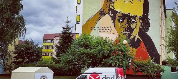 Jewish Heritage Trail in Białystok; Białystok Jewish Ghetto.