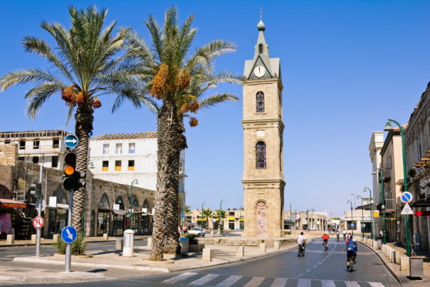 Israel's Old Clock Towers