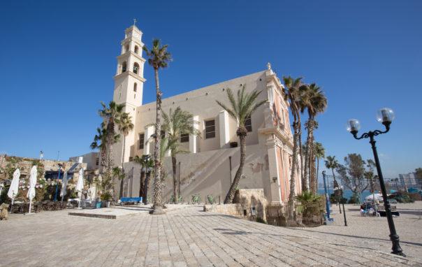 St. Peter's Church in Old Jaffa