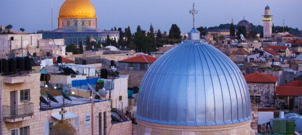 Winter Vacation in Jerusalem