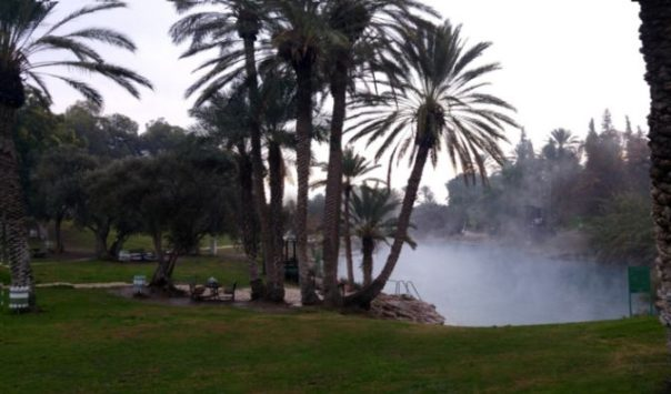 Slow Tourism in the Valley of Springs, Israel