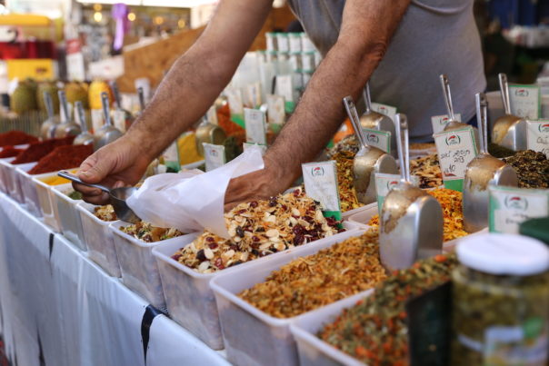 The Best Israeli Markets