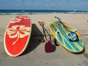 SUP Tourism in Israel