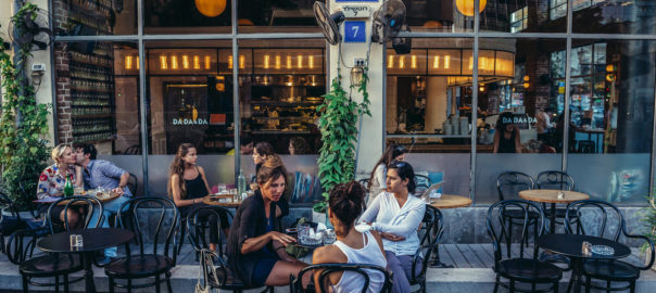 Why Tel Aviv is a Great Place for Vegans