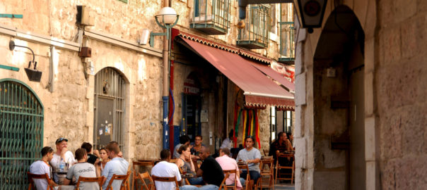Cafes to Visit While in Jerusalem