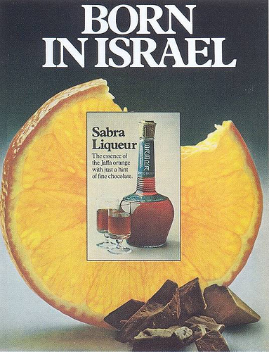Sabra Liqueur: chocolate-orange happiness