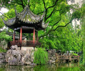 Yu Yuan Gardens, Shanghai's Jewish History
