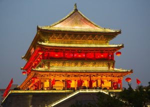 Xi'an - the ancient capital of China for many dynastie, Shanghai's Jewish History