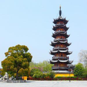 Longhua Pagoda, Shanghai's Jewish History