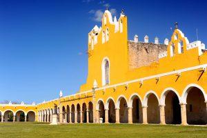 Izamal city, Yucatan Resort Experience. The city of Izamal.