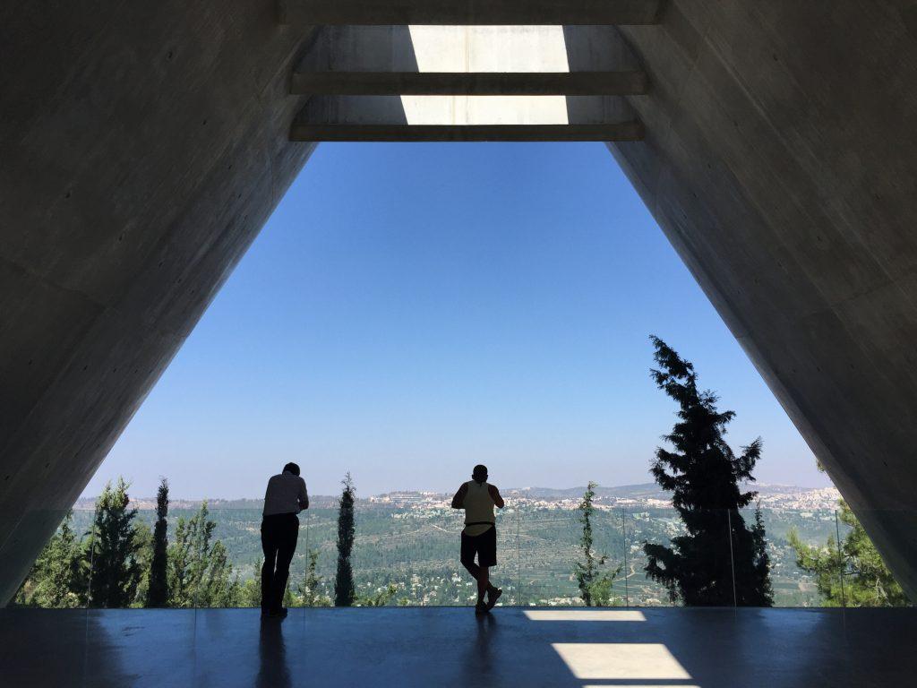 Yad Vashem, museo olocausto, shoah, Gerusalemme, Israele