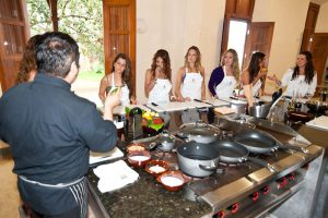 Cooking Master Class, Yucatan Resort Experience. Yoga, Maya artisans and Cooking Class.