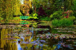 Jewish Tour to France, 9 days/8 nights. Giverny.