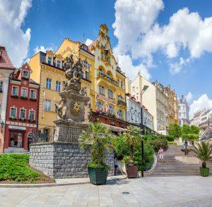 Karlovy Vary, Jewish Tour to the Czech Republic.