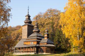 Classical Ukraine Tour, 7 days/6 nights. Pirogovo Ethnographic Open Air Museum