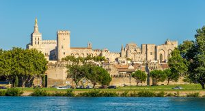 Jewish Tour to France, 9 days/8 nights. Palace of the Popes in Avignon