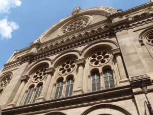 Jewish Tour to France, 9 days/8 nights. Paris Synagogue de la Victoire