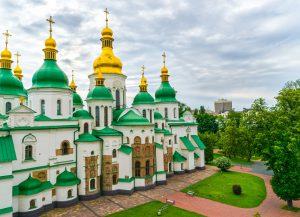 St. Sophia Cathedral, Classical Ukraine Tour
