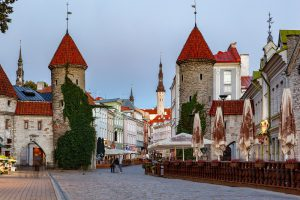 Tallinn, Estonia, Jewish Heritage in the Baltics