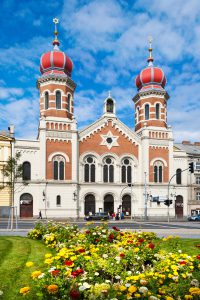 The Great synagogue Pilsen, Jewish Tour to the Czech Republic.