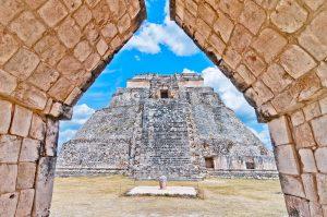 Uxmal, Yucatan Resort Experience. Birdwatching at Uxmal, Meditation at Xocnaceh.