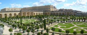 Jewish Tour to France, 9 days/8 nights. The Palace of Versailles.