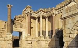 Jewish Heritage Tour to Israel, 9 nights. Ancient Roman City - Beit Shean