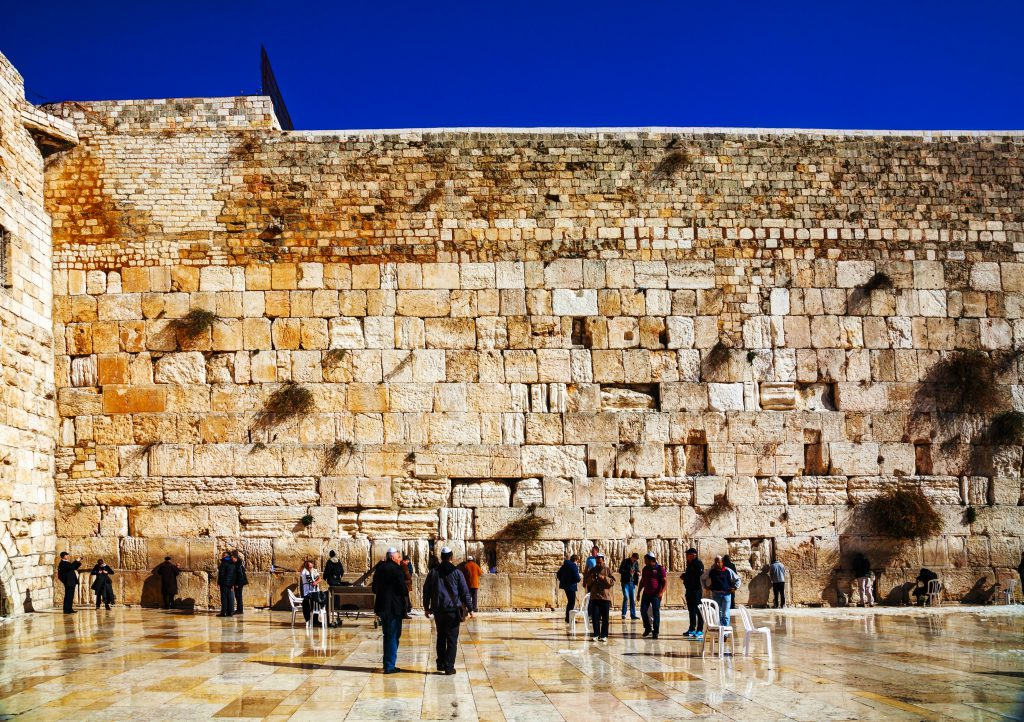 accessible multicultural tour,The Western Wall, Old City of Jerusalem