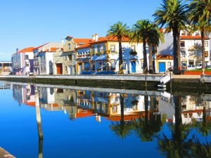 Tour transfer between Lisbon and Porto via Tomar