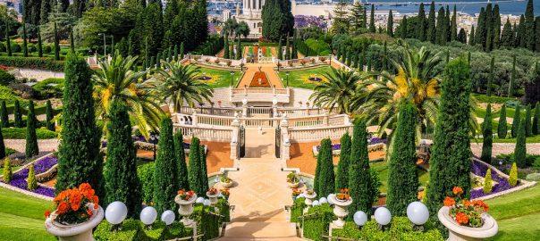 Welcome to Haifa City