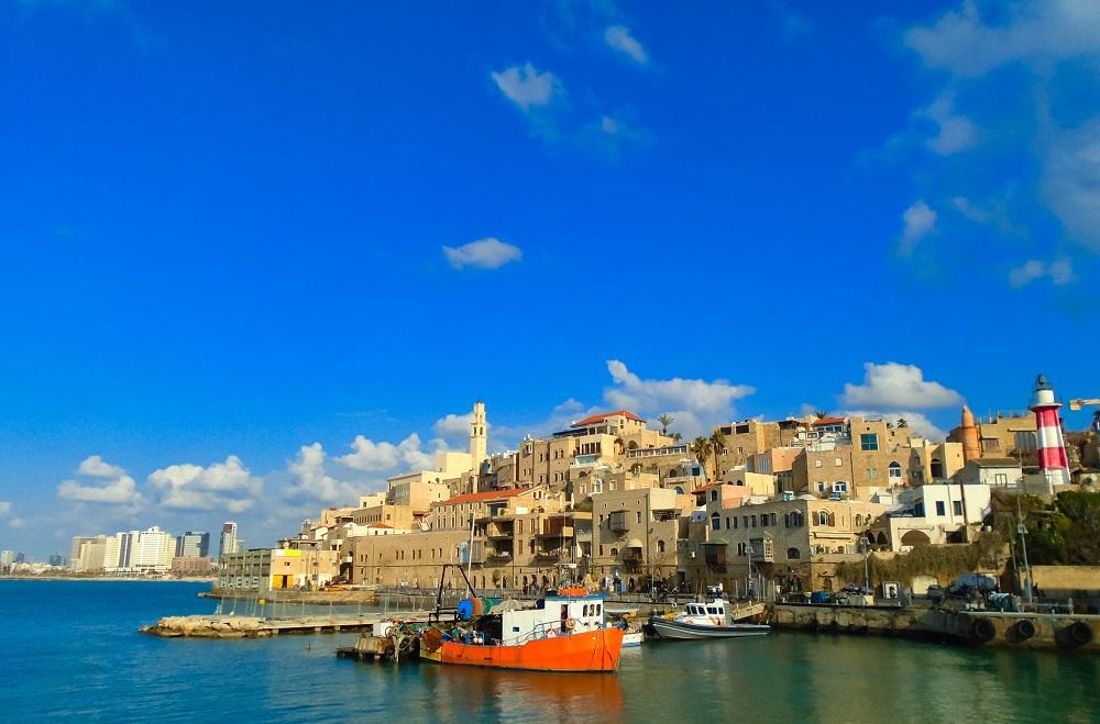 Fall accessible multicultural tour, Tel-Aviv, Jaffa, Israel