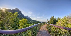 Kirstenbosch National Botanical Garden, Kosher Tour to South Africa