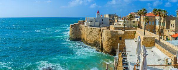Jewish Heritage Tour to Israel, 11 nights. Akko city