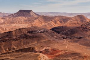 Luxury Small Group Tours to Israel 2019, 11 days/10 nights. Makhtesh Ramon Crater