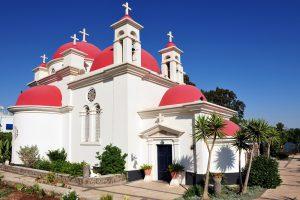Greek Orthodox Pilgrimage Tour to the Holy Land 2018, 13 days / 12 nights