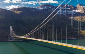 Scandinavia – Northern Wonders, 10 days / 9 nights. Hardanger bridge, Scandinavia