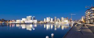 Scandinavia – Northern Wonders, 10 days / 9 nights. Oslo, Downtown, Bjoervika Norway, Scandinavia
