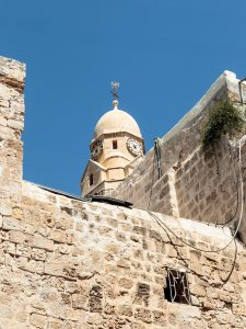 Bibleland Tour, 8 days/7 nights. The Tower of David