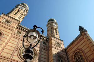 Jewish Heritage in Central Europe, 14 days/13 nights. Dohany Street Synagogue in Budapest, Jewish Heritage in Central Europe