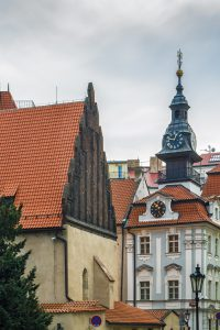 Jewish Heritage in Central Europe, 14 days/13 nights. Old New Synagogue and Jewish Town Hall, Prague. Jewish Heritage in Central Europe