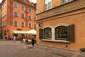 Jewish Heritage in Central Europe, 14 days/13 nights. Warsaw, Poland. Jewish Heritage in Central Europe