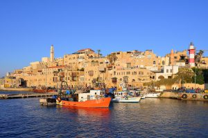 Old town and port of Jaffa of Tel Aviv city, Small Group Deluxe Tours to Israel